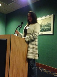 Cindy White - Presenting for Kendra's House, Inc.