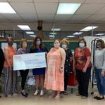 SCC receive donation from 100 Women Who Care