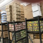 Food pantry at OHGO